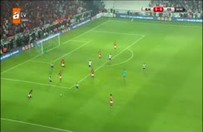 Süper Kupa'da tartışılan penaltı pozisyonu!