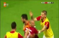 Süper Kupa'da Galatasaray Hakan Balta'yla golü buldu!