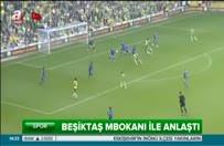 Beşiktaş golcü futbolcu ile anlaşmaya vardı