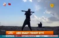 ABD, Esad'ı tehdit etti!