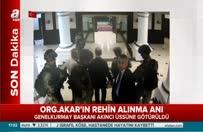 FETÖ'cü teröristler Hulusi Akar'ı böyle götürdü