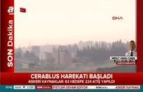 Çaşın: Cerablus Türkiye'nin güvenliğini tehdit ediyor!