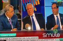TRT Spor'da Aziz Yıldırım hakkında skandal sözler!