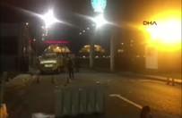 PKK'lı teröristler, Diyarbakır Havalimanı'na saldırdı