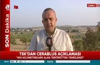 A Haber Suriye sınırında