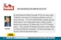Çevik: Salih Müslim, Öcalan'a komşu mu olmak istiyor?