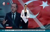 Erdoğan milli sporcuları kabul etti