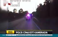 Polis cinayeti kamerada