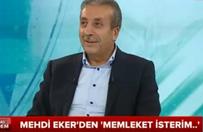 Mehdi Eker'den duygulandıran 'Memleket' şiiri