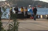 Köprüde atlayan adam ağır yaralandı
