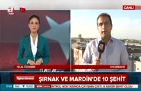 Şırnak'ta askerlere hain saldırı