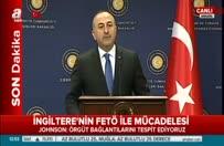 Çavuşoğlu: PYD ayrı devlet istiyor!