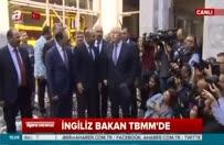 İngiliz bakan Boris, TBMM'yi gezdi