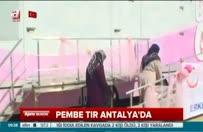 Pembe TIR Türkiye'yi dolaşıyor