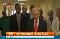 93 yaşındaki Peres öldü