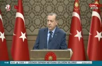 Erdoğan'dan ana muhalefete OHAL yanıtı