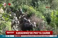 Karadeniz'de PKK'lılarla çatışma çıktı!