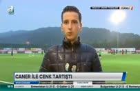 Beşiktaş'ın antrenmanında gerginlik