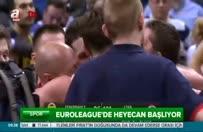 Euroleague'de heyecan başlıyor