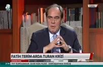 Fatih Terim - Arda Turan krizi
