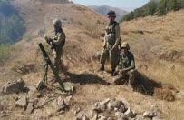 ABD'nin PKK'ya verdiği havan ile PKK'ya ateş
