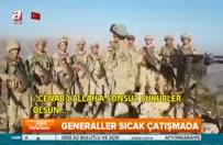Tuğgeneral Tayanç Paşa'dan zafer konuşması!