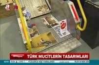 Türk mucitlerin tasarımları şaşırttı