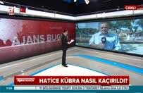 İşte Kübra'nın kaçırılma anı