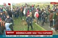 Sığınmacıların 'Ada' yolu kapandı
