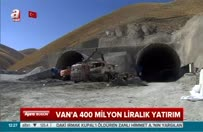 İşte Doğu'nun en büyük tüneli