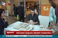 İstanbul Barosu'na yeni başkan