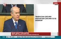 Devlet Behçeli'den Başika açıklaması!