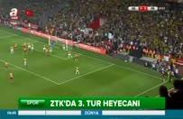 ZTK'da Galatasaray gruplara kalmak için mücadele verecek