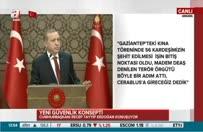 Erdoğan: Halep'le ilgili itirazımızı Putin'e söyledim!