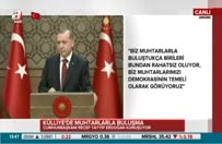 Cumhurbaşkanı Erdoğan başarısının sırrını açıkladı