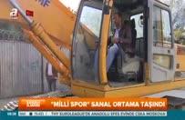 Türk sporu: İş makinesi izlemek