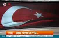 Tüm şehitlerimizin anısına: Ben Türkiye'yim
