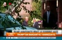 Trump'tan Barzani'ye tam destek