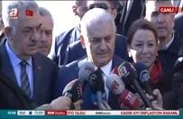Başbakan Yıldırım'dan anayasa değişikliği açıklaması