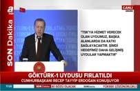 Erdoğan: Bu tür ambargolar bizi hacet sahibi yapacak