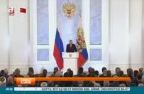Putin'den Batı'ya sert mesaj!