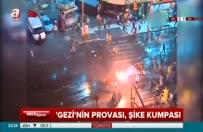 'Gezi'nin provası derbide yapılmış!