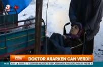 Doktor ararken can verdi!