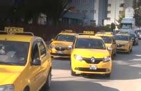 Dolarını bozduranlara bir destek de taksicilerden