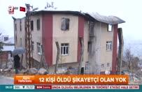 Aladağ'da 12 kişi öldü şikâyetçi yok