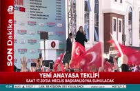 Erdoğan: Batı gelişiyoruz diye çıldırıyor