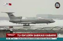 """Uçan tabut"" Tupolev Tu-154"