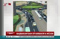 Diyarbakır'a raylı sistem müjdesi