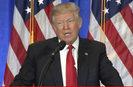 Trump ilk basın toplantısını yaptı