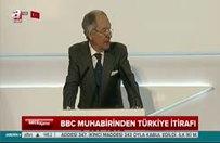 BBC muhabirinden Türkiye itirafı